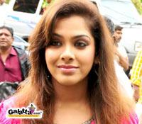 Sandya back in Telugu