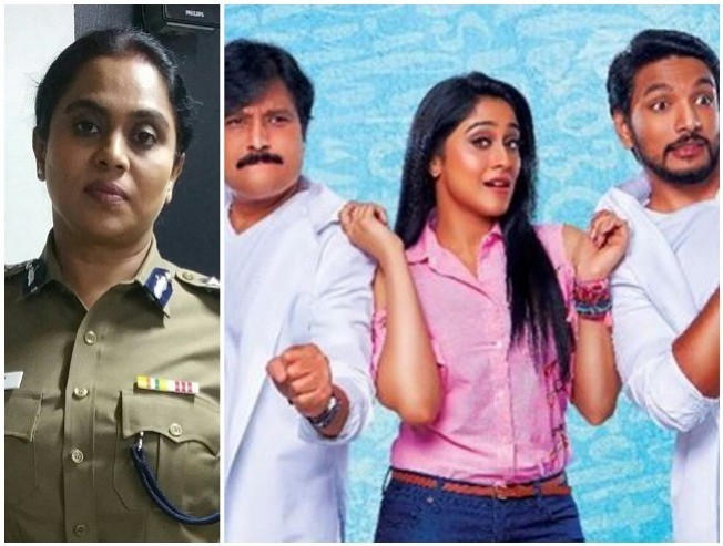 Viji Chandrasekhar To Play A Police Officer In Mr Chandramouli