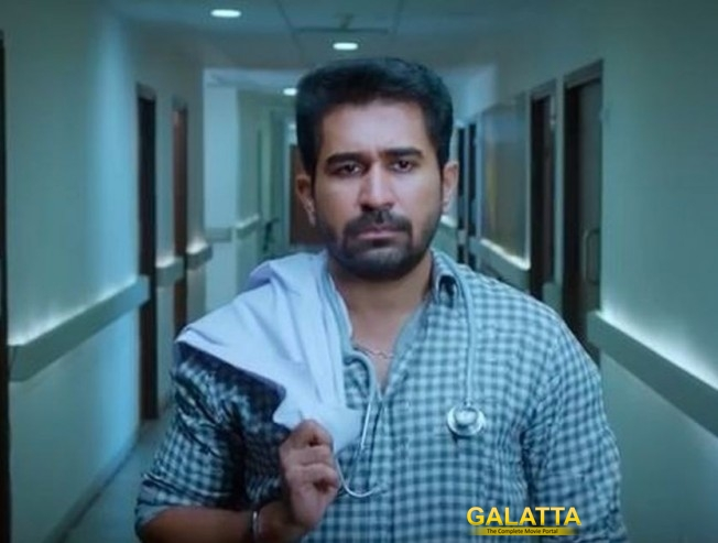 The Nightmare Factor In Vijay Antony's Kaali
