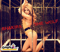 Shakira's She Wolf music video released