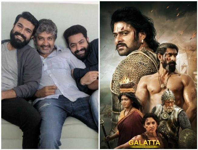 SS Rajamouli-Ram Charan-Jr NTR Film Budget On The Lines Of Baahubali?