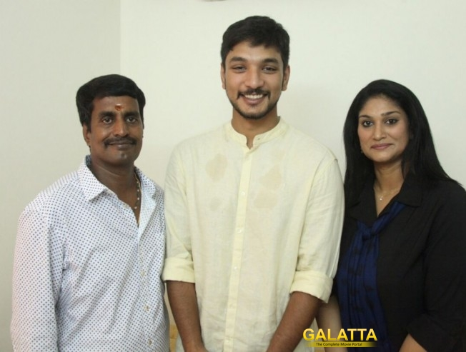 Gautham Karthik teams up with Kannan