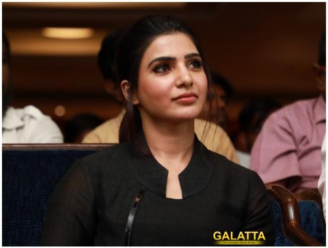 U Turn Samantha Talks About Her Role Aadhi Bhumika Anirudh