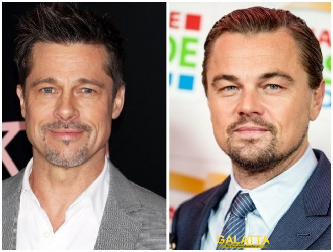 MASSIVE: Leonardo DiCaprio And Brad Pitt In The Same Film