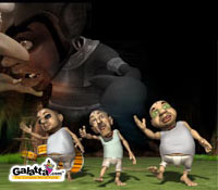 Inime Naangathaan , first 3D animation film