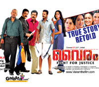 Hindi remake for Pasupathi's Vairam?
