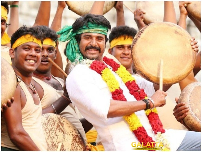Sivakarthikeyan Completes Seema Raja Dubbing For September 13 Release Date