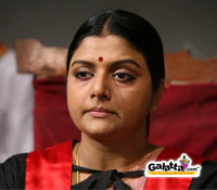 Mahayagnam : Bhanupriya's comeback