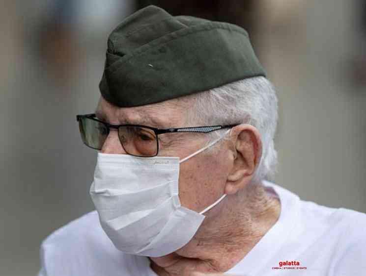99 year old World War II veteran survives coronavirus in Brazil - Tamil Movie Cinema News