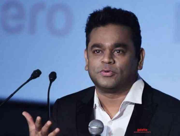 A R Rahman announces special project Tha Futures on his birthday - Tamil Movie Cinema News
