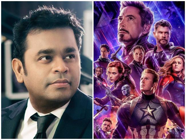 MASSIVE: A. R. Rahman joins Avengers: Endgame