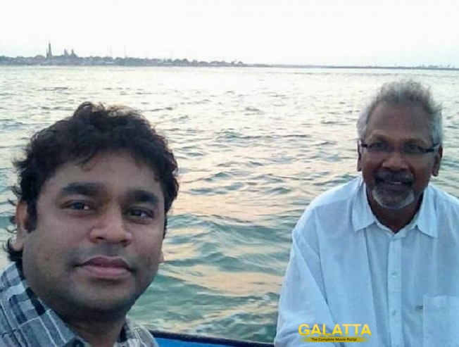 Expectations & Fingers crossed for Mani Ratnam-ARR combo!