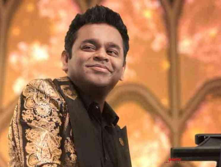 AR Rahman to open music studio at Expo 2020 Dubai - Tamil Movie Cinema News