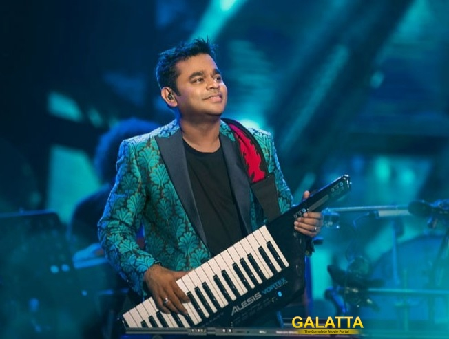 ARR Teams Up With THIS Composer?