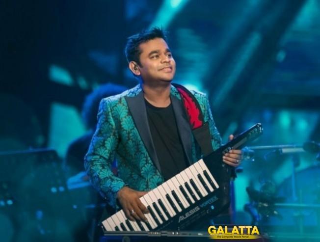 A. R. Rahman Hits Big Again With Hit Hollywood Film Remake