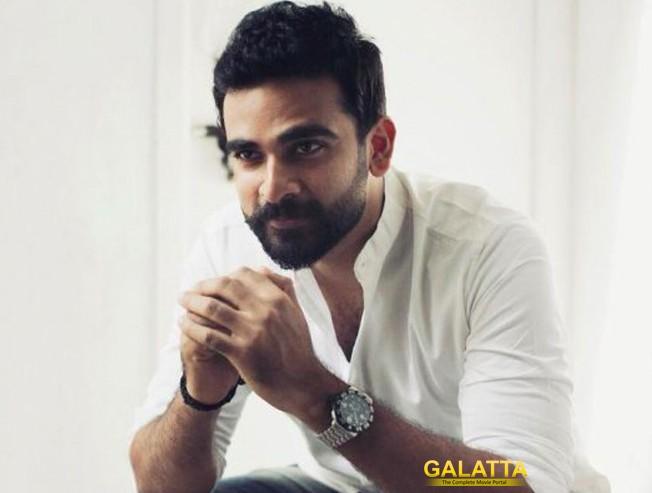Actor Ashok Selvan is a part of filmmaker Priyadarshan periodic film  Marakkar Arabikadalinte Simham