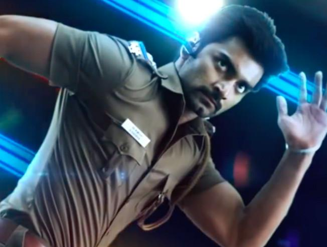 Atharvaa next movie titled 100 directed by Sam Anton motion picture is released