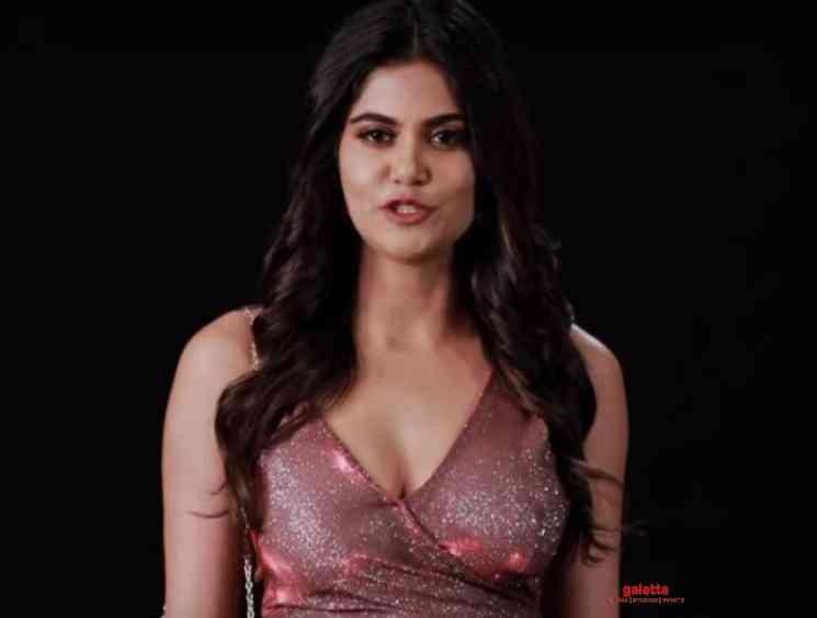 Aaditi Pohankar Gets into Costume for She Netflix India - Tamil Movie Cinema News