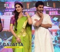 Aaha Kalyanam audio launched in a traditional way!
