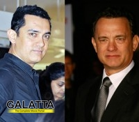 Tom Hanks touched by Aamir Khan's contribution to the society!
