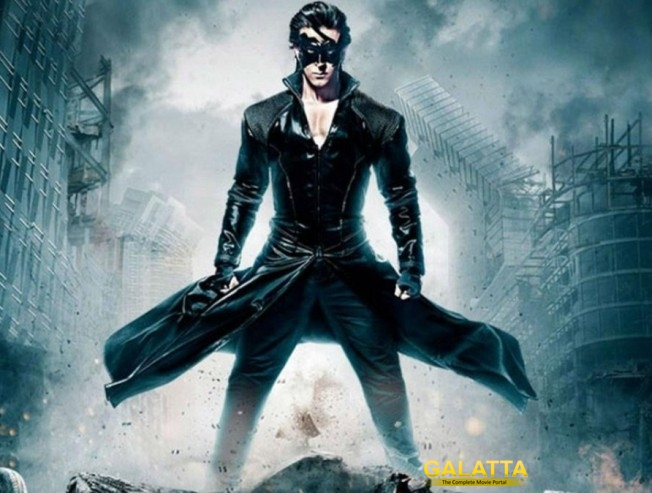 Hrithik Roshan Opens up on Possibility of Krrish 4!