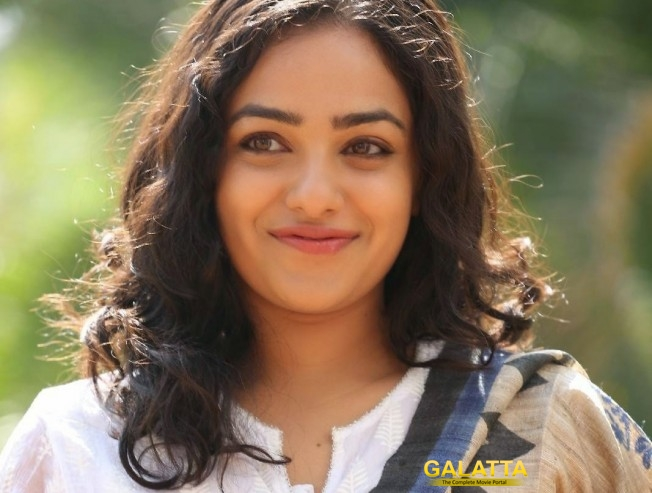 Nithya Menen to work with Venky!