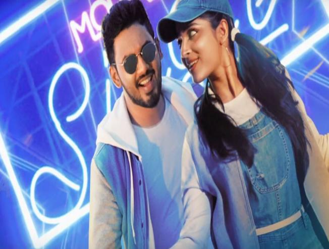 Watch the new video from Hiphop Tamizhas upcoming movie Natpe Thunai