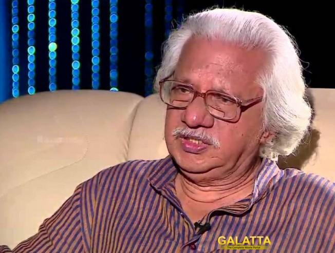 Director Adoor Gopalakrishnan calls for fairness in National Award jury