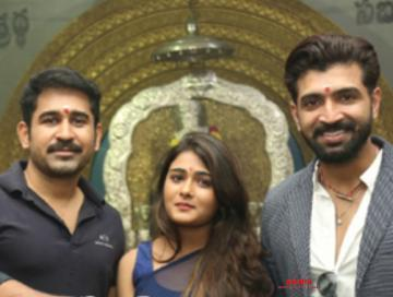 Agni Siragugal shooting Kazakhstan city Almaty Arun Vijay Antony - Tamil Movie Cinema News
