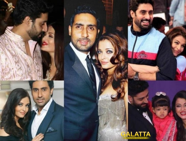 Redefining Made for Each Other - Aishwarya Rai and Abishek Bachchan Celebrate 10 Years Anniversary
