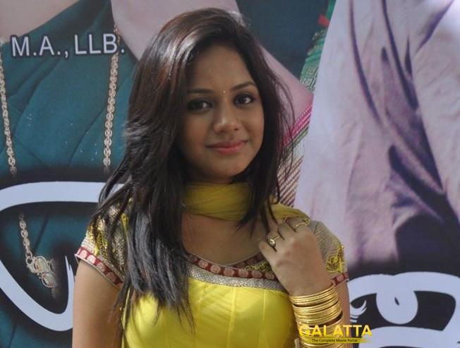 Aishwarya Dutta bags Sibiraj's next film