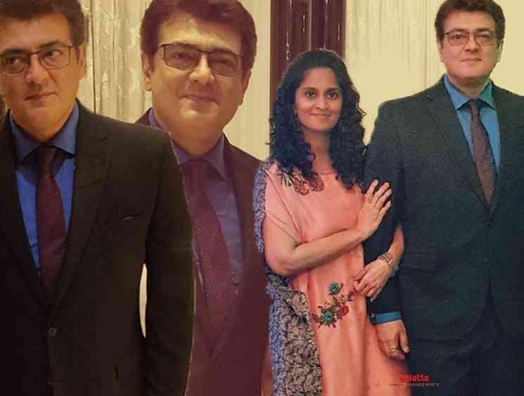 Ajith Kumar photos from Aadvik Ajith 5th birthday celebration - Tamil Movie Cinema News