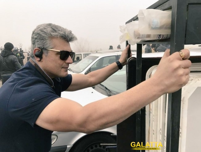 Thala Ajith Upcoming Movie AK 57 Release Postponed