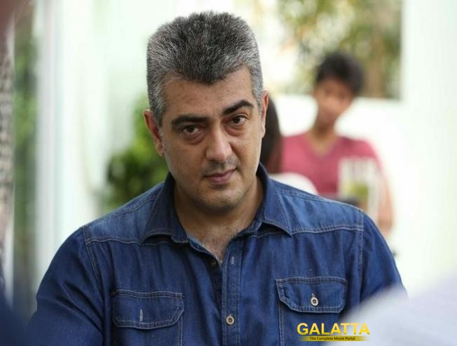 Ajith's Contract Comes To An End!