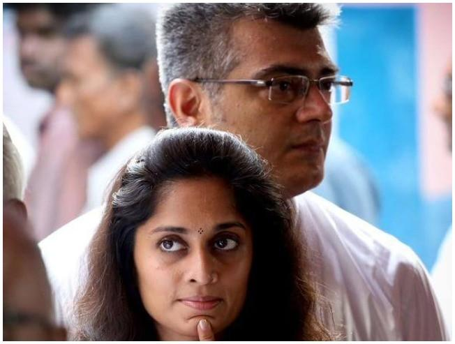 Ajith's unexpected visit to Sridevi's house - not for Thala 59, but...