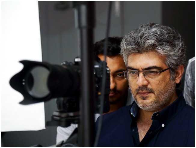 Ajith Thala 60 Producer Boney Kapoor Statement H Vinoth Boney Kapoor Nerkonda Paarvai