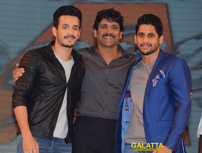 Akkineni brothers to get engaged together?