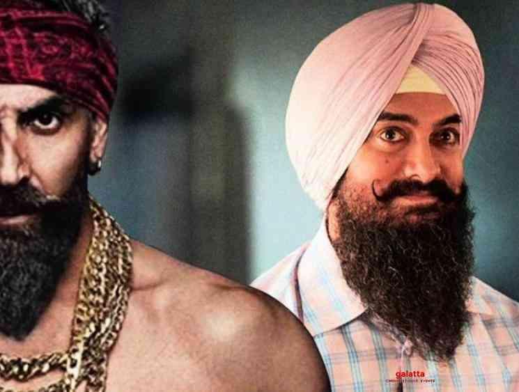 Akshay Kumar Bachchan Pandey release date Laal Singh Chaddha - Tamil Movie Cinema News