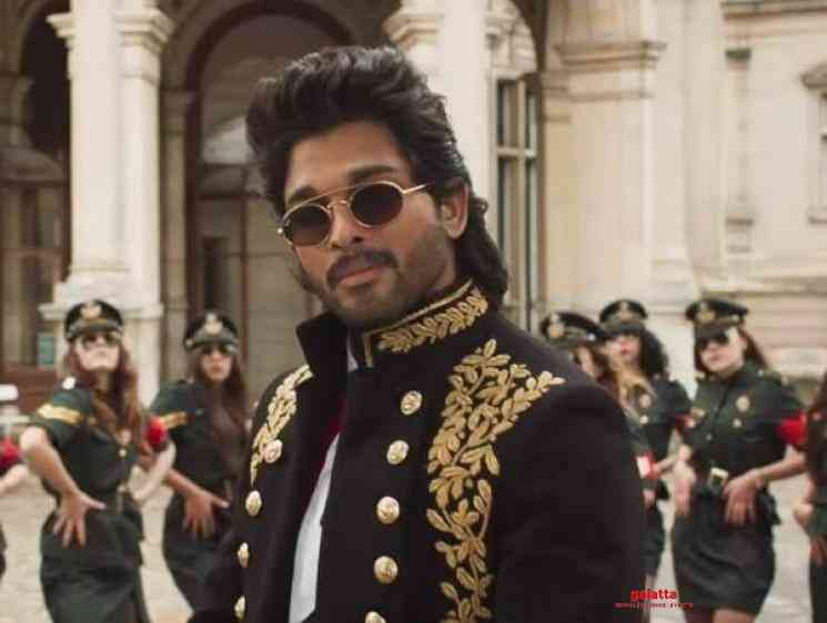Ala Vaikunthapurramuloo OMG Daddy Full Video Song Allu Arjun - Telugu Movie Cinema News