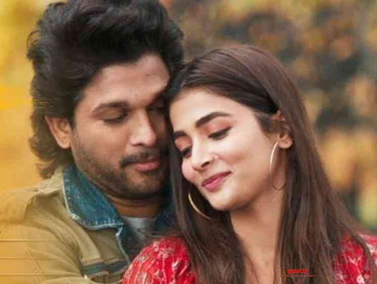 Ala Vaikunthapurramuloo Video Jukebox Allu Arjun Thaman - Tamil Movie Cinema News