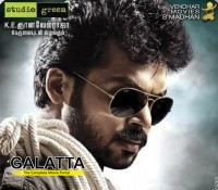 Alex Pandian review on Galatta.com!