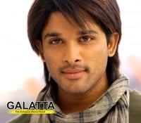 Allu Arjun as wedding planner