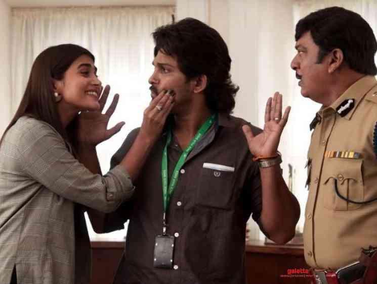 Allu Arjun Ala Vaikunthapurramuloo promos Trivikram Pooja Hegde - Tamil Movie Cinema News