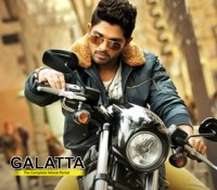 Race Gurram first look to release on 7 December!
