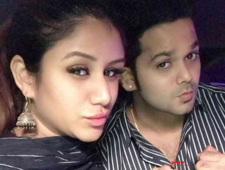 Alya Manasa and Sanjeev share the first picture baby girl - Tamil Movie Cinema News
