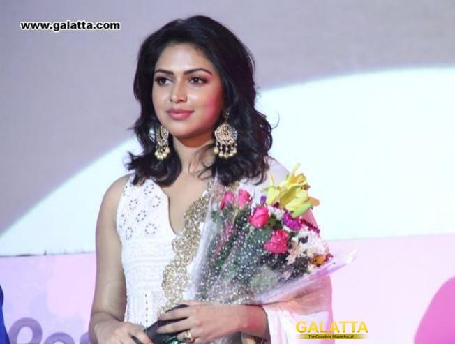 Amala Paul in VIP Kannada remake