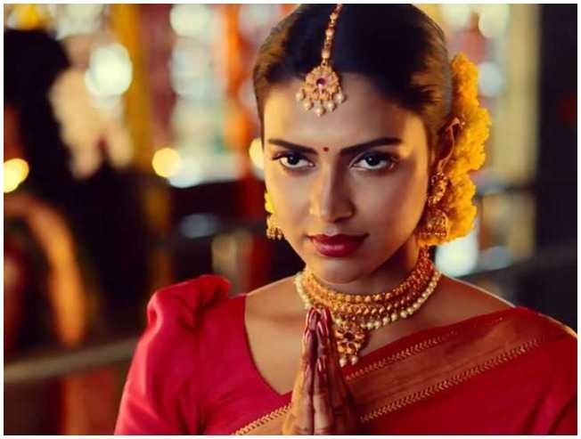Amala Paul Aadai P Susheela Devotional Song Rathna Kumar  - Tamil Movie Cinema News