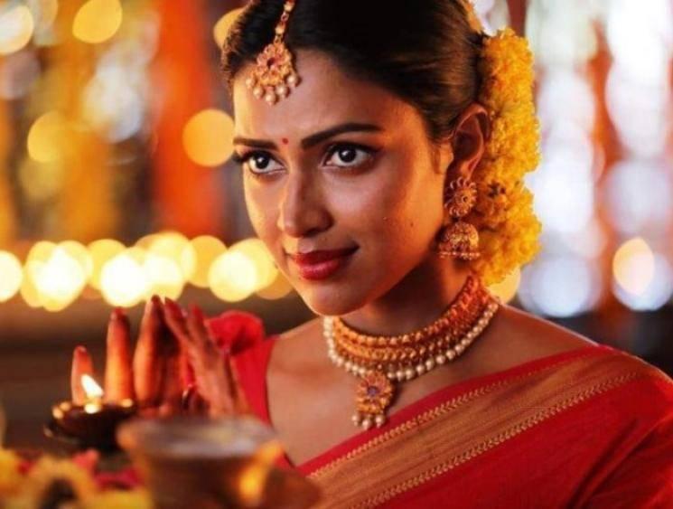 Amala Paul in Bollywood actress Parveen Babi biopic web series - Tamil Movie Cinema News