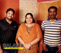 Journalist Vetri turns lyricist for Amarakaaviyam!