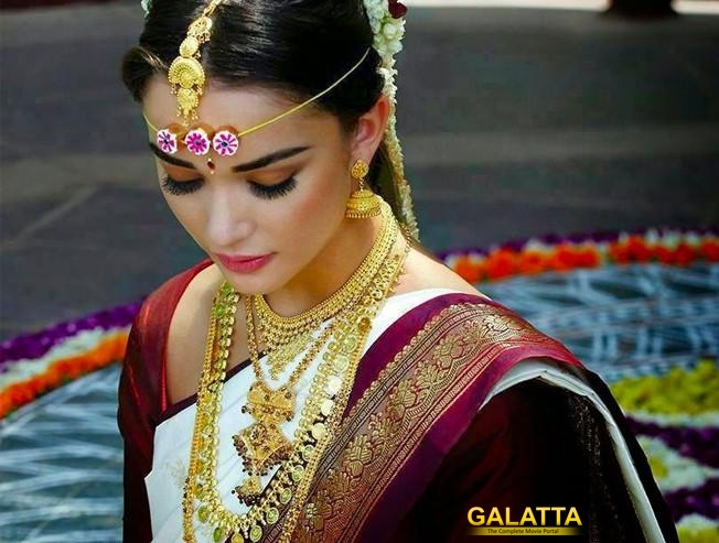 Wedding details of actress Amy Jackson is revealed  - Tamil Movie Cinema News